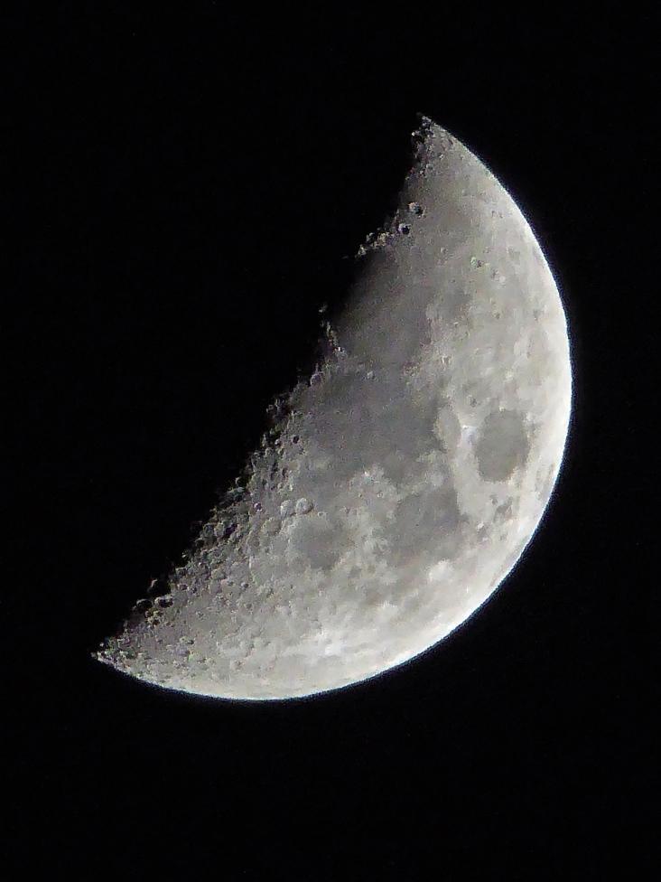 The Slaley Moon